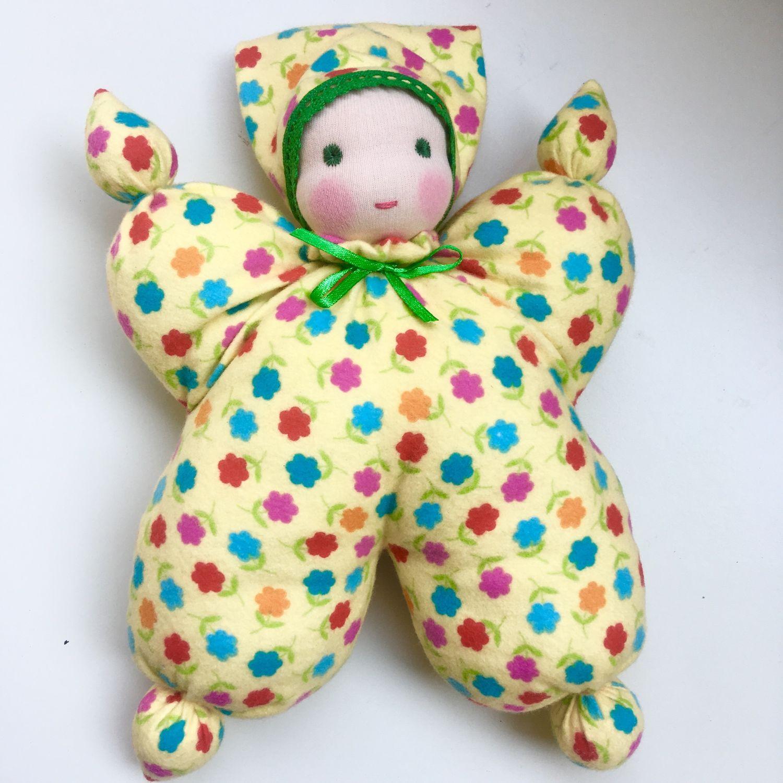 Кукла-бабочка по вальдорфским мотивам, Куклы и пупсы, Обнинск,  Фото №1