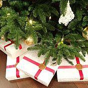Подарки к праздникам handmade. Livemaster - original item Box Christmas gift. Handmade.
