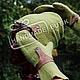 Внимание!  Шапка на заказ - 2300руб.; Варежки на заказ - от 1800 до 2300руб. (в зависимости от модели).