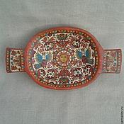 Русский стиль handmade. Livemaster - original item Dish vintage