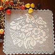 Для дома и интерьера handmade. Livemaster - original item Tablecloth crochet
