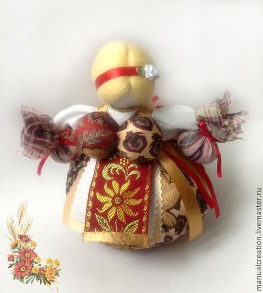 """Народные куклы ручной работы. Ярмарка Мастеров - ручная работа. Купить Травница """"Bob"""". Handmade. Травница, кукла ручной работы"""