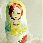 """Матрешки ручной работы. Ярмарка Мастеров - ручная работа Матрешки по фото""""Принцессы"""". Handmade."""