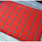 Русский стиль ручной работы. Ярмарка Мастеров - ручная работа Домоткань для понёвы. Отрез длиной 3,1 м, шириной 55 см. Handmade.