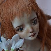 "Куклы и игрушки handmade. Livemaster - original item Porcelain ball jointed doll ""Redhead Annie"". Handmade."