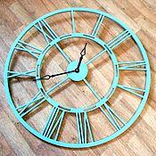 """Для дома и интерьера ручной работы. Ярмарка Мастеров - ручная работа Настенные часы """"Tiffany classic"""". Handmade."""