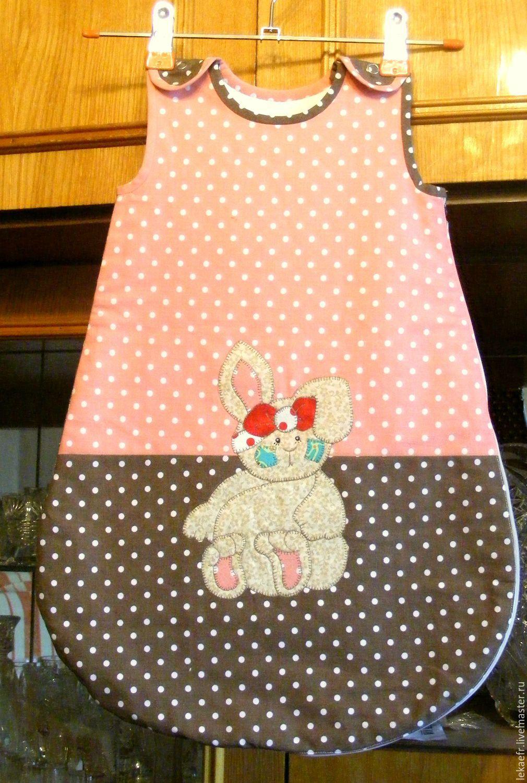 Спальный мешок для малыша, Конверты на выписку, Санкт-Петербург, Фото №1