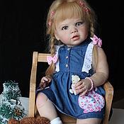 Куклы Reborn ручной работы. Ярмарка Мастеров - ручная работа Кукла реборн Эмилия. Handmade.