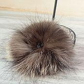 Украшения handmade. Livemaster - original item Brooch fur