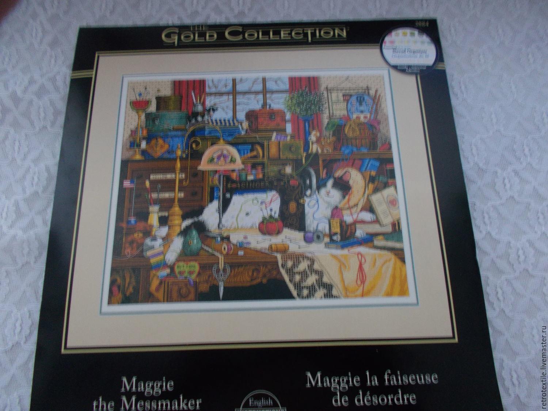 Золотая коллекция вышивки купить