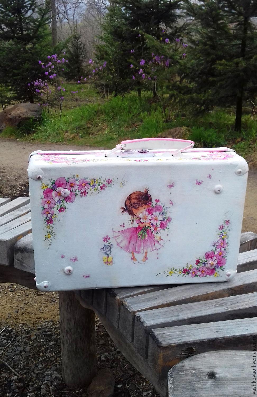Suitcase for feechka, Suitcase, Vladivostok,  Фото №1