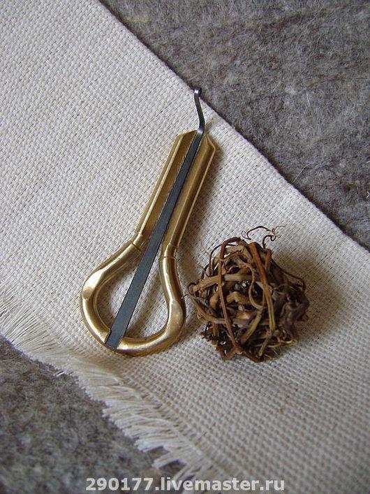 Струнные инструменты ручной работы. Ярмарка Мастеров - ручная работа. Купить Малый  алтайский варган. Handmade. Варган, подарок