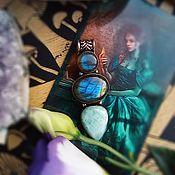 Фен-шуй и эзотерика handmade. Livemaster - original item Amulet for the development of intuition and magical potential. Handmade.