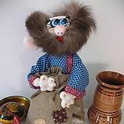 Куклы и игрушки ручной работы. Ярмарка Мастеров - ручная работа Кукла Домовой Тихон. Handmade.
