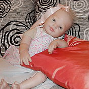 Куклы и игрушки ручной работы. Ярмарка Мастеров - ручная работа Вероничка из молда холли. Handmade.