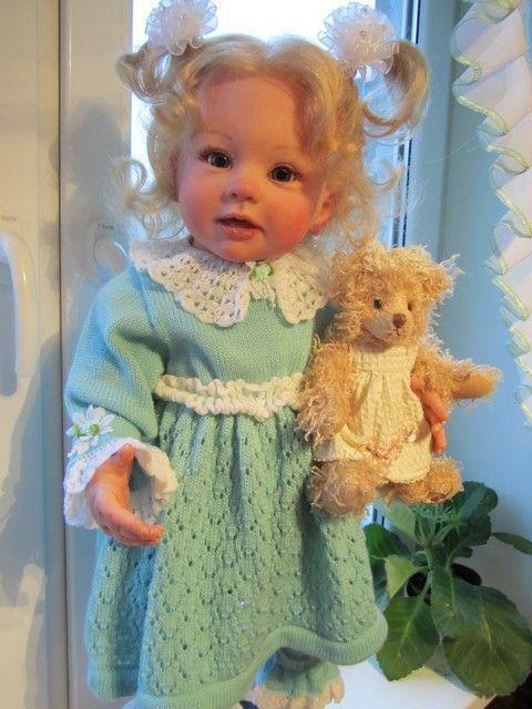 Куклы-младенцы и reborn ручной работы. Ярмарка Мастеров - ручная работа. Купить Кукла реборн Бонни-2. Handmade. Генезис