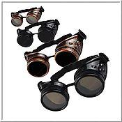 Субкультуры handmade. Livemaster - original item Glasses Goggle.. Handmade.