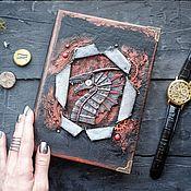 Канцелярские товары handmade. Livemaster - original item A notebook series