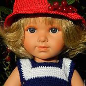 """Куклы и игрушки ручной работы. Ярмарка Мастеров - ручная работа Платье """"Ягода смородины"""". Handmade."""