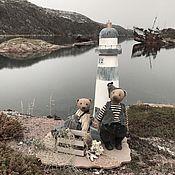 Куклы и игрушки ручной работы. Ярмарка Мастеров - ручная работа Хранители маяка. Handmade.