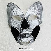 Одежда ручной работы. Ярмарка Мастеров - ручная работа Карнавальная маска Декаденс (возможен прокат). Handmade.