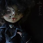 Куклы и игрушки ручной работы. Ярмарка Мастеров - ручная работа дама     т р е ф. Handmade.