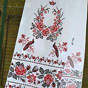 Свадебный салон ручной работы. Ярмарка Мастеров - ручная работа Свадебный рушник весільний рушник ручной работы. Handmade.
