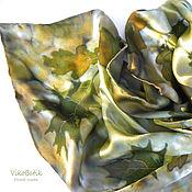 Аксессуары handmade. Livemaster - original item Handkerchief batik