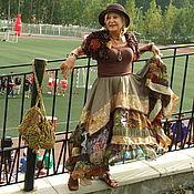 Одежда ручной работы. Ярмарка Мастеров - ручная работа На стадионе. Юбка. Handmade.