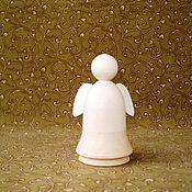 Материалы для творчества ручной работы. Ярмарка Мастеров - ручная работа Ангелок с сюрпризом. Handmade.