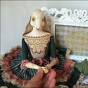 Куклы и игрушки ручной работы. Ярмарка Мастеров - ручная работа Зайка Алиса. Handmade.