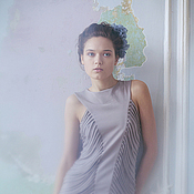 """Одежда ручной работы. Ярмарка Мастеров - ручная работа Платье, коллекция """"Хроники"""". Handmade."""