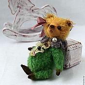 Куклы и игрушки ручной работы. Ярмарка Мастеров - ручная работа Мишка Тедди Ёлка. Handmade.