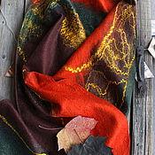 Аксессуары handmade. Livemaster - original item Wraps: Walking around the city. Handmade.