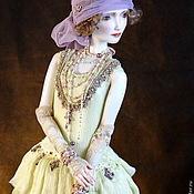 Куклы и игрушки ручной работы. Ярмарка Мастеров - ручная работа Mary. подвижная кукла из фарфора. Handmade.