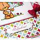 Детские открытки ручной работы. открытка с медвежонком Milton. Открытки на все случаи жизни. Интернет-магазин Ярмарка Мастеров. День рождения