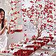 Свадебные цветы ручной работы. Заказать Фигурная вырубка для оформления праздника!!!. Виктория (viktorya11). Ярмарка Мастеров. Сердца, Декор, оформ