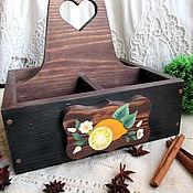 Для дома и интерьера handmade. Livemaster - original item Stand for spices