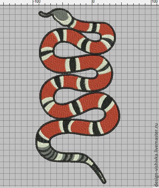 Змея Гуччи 30 см
