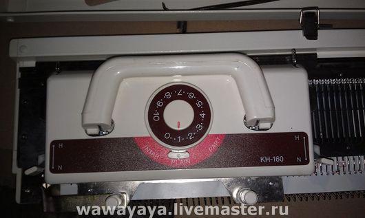 Вязание ручной работы. Ярмарка Мастеров - ручная работа. Купить вязальная машина  4 класса КН-160. Handmade.