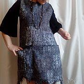 """Одежда ручной работы. Ярмарка Мастеров - ручная работа Сарафан """"50 оттенков..."""". Handmade."""