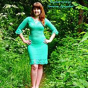 """Одежда ручной работы. Ярмарка Мастеров - ручная работа Платье """"Искушение"""". Handmade."""