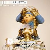Куклы и игрушки ручной работы. Ярмарка Мастеров - ручная работа Arletta / Арлетта.. Handmade.