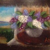 Картины и панно ручной работы. Ярмарка Мастеров - ручная работа Весенняя отрада. Handmade.