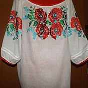 Одежда handmade. Livemaster - original item Women`s embroidery ЖР3-59. Handmade.