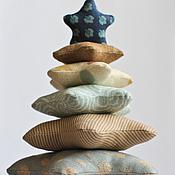 Подарки к праздникам handmade. Livemaster - original item Christmas tree made of cotton fabric for patchwork. Handmade.
