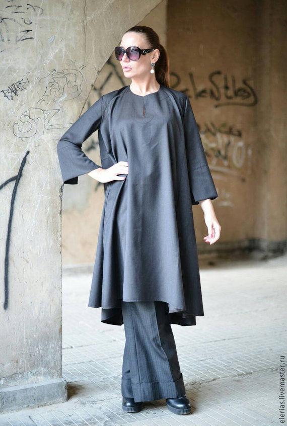 Dress, long dress, asymmetric dress, sleeve Dress, free Dress, fashion clothes EUG