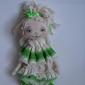 Куклы и игрушки ручной работы. Ярмарка Мастеров - ручная работа Малышка Одуванчик. Handmade.