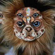 Куклы и игрушки ручной работы. Ярмарка Мастеров - ручная работа Eyes Hunter Vigta. Handmade.
