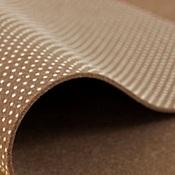 Материалы для творчества ручной работы. Ярмарка Мастеров - ручная работа Фетр антискользящий коричневый 2,5 мм. Handmade.
